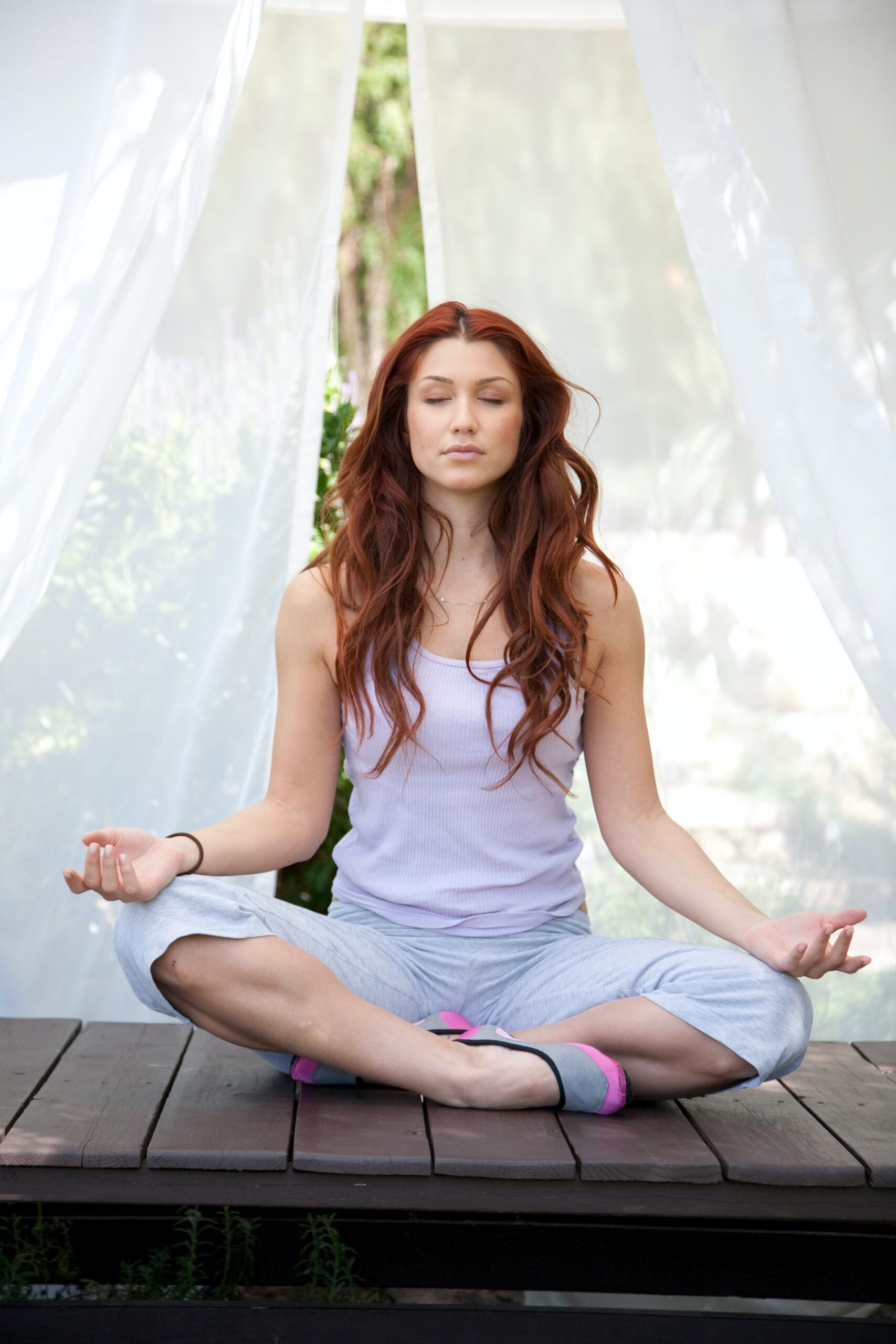 """""""Daily Meditation can decrease our aging process."""""""