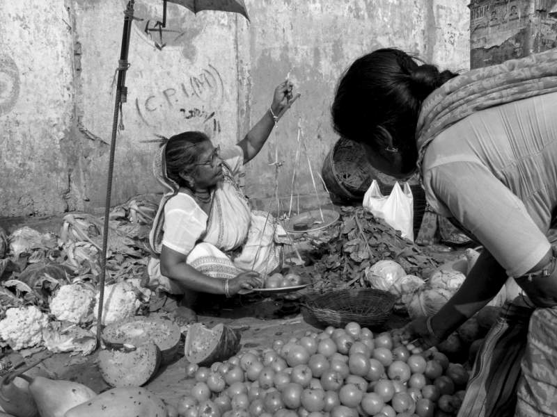 Poverty conveys the meaning of real Life. Subhashini Mistry is a living example.