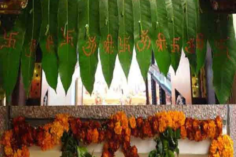 New Year with Ugadi festival for Hindus.