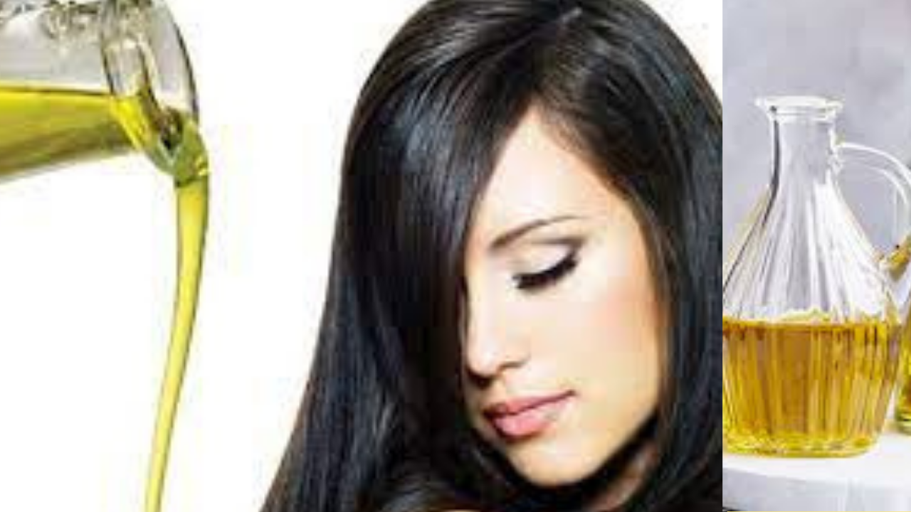 Olive Oil To Stop Hair Loss And Improve Hair Growth.